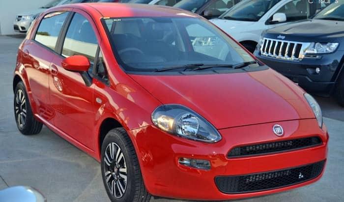 Fiat Punto leasing