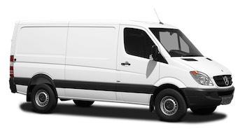 Leasing af varebil uden udbetaling