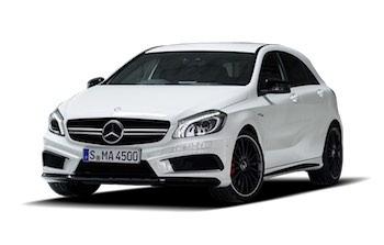 Mercedes A klasse Leasing