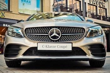 Mercedes C klasse leasing