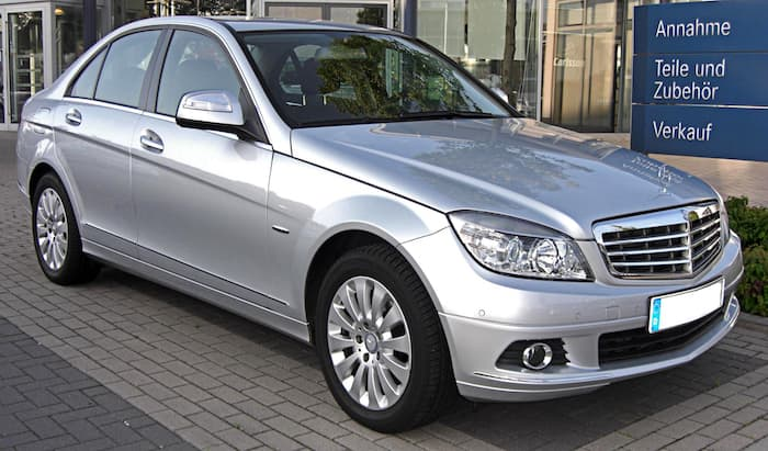 Mercedes C klasse leasing