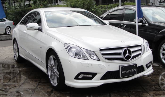 Mercedes E klasse leasing