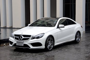 Mercedes E klasse leasing