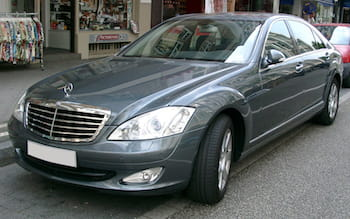 Mercedes S klasse leasing