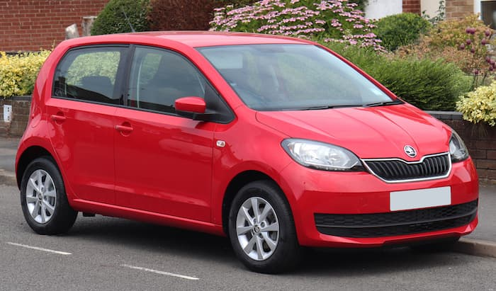 Skoda Citigo leasing