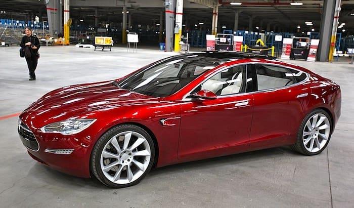 Tesla model S leasing