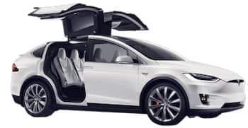 Tesla model X leasing