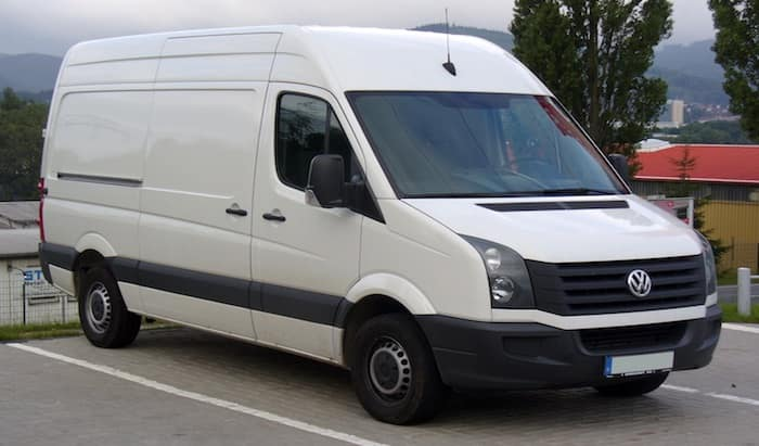 VW Crafter leasing