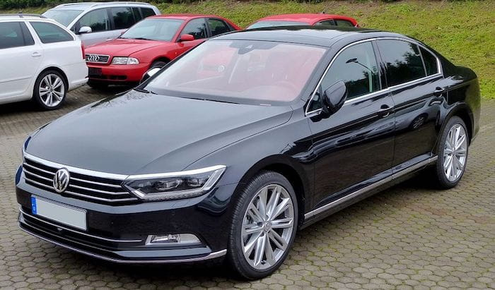VW Passat leasing