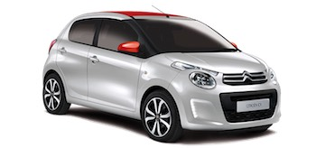 citroen leasing privat