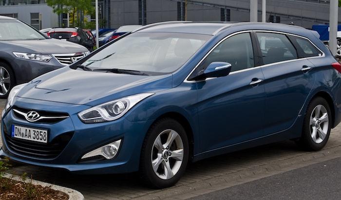 Hyundai i40 leasing