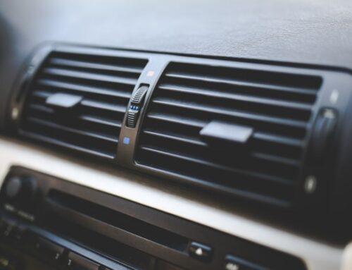 Aircondition bil virker ikke