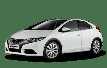 Honda privatleasing