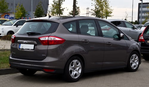 Ford c-max leasing erhverv
