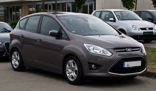 Ford c-max privatleasing