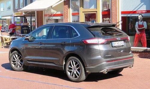 Ford edge leasing erhverv