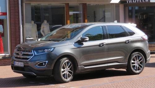 Ford edge privatleasing