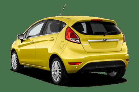 Ford fiesta erhvervsleasing