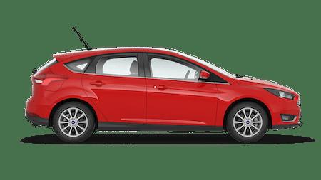 Ford focus erhvervsleasing