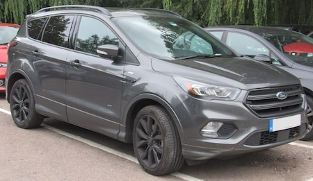 Ford kuga privatleasing